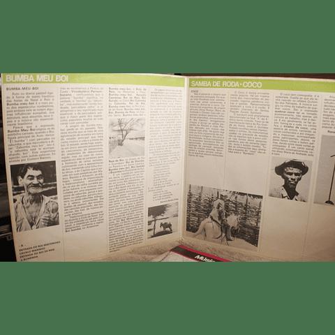 Various Brasil Música Popular Do Nordeste Vol. 1, 2, 3