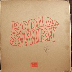Various – Roda De Samba BOX 5xLPS Chico Buarque, Toquinho & Vinicius, Elis Regina, Jorge Ben y otros