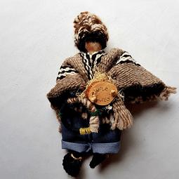 Ser Mágico Mapuche Colgante 5