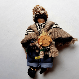 Ser Mágico Mapuche Colgante 4