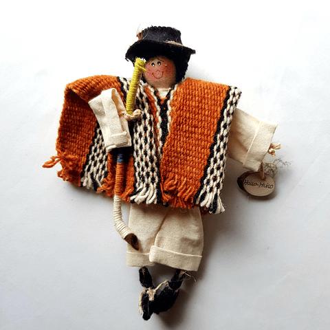 Ser Mágico Mapuche Colgante 6