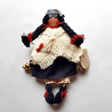 Ser Mágico Mapuche Colgante 9