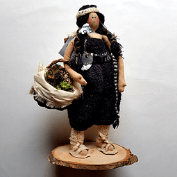 Ser Mágico Mapuche Pedestal 3