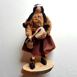 Ser Mágico Mapuche Pedestal 5