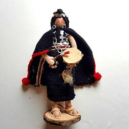 Ser Mágico Mapuche Pedestal 6