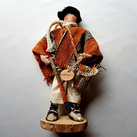 Ser Mágico Mapuche Pedestal 7