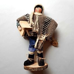 Ser Mágico Mapuche Pedestal 8