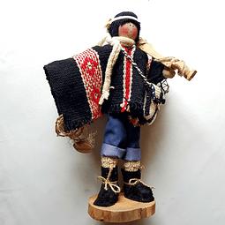 Ser Mágico Mapuche Pedestal 9