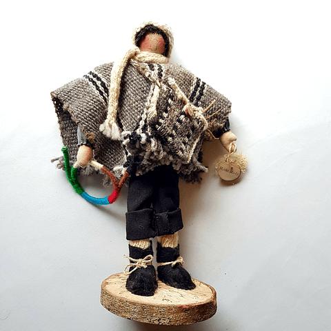 Ser Mágico Mapuche Pedestal 10