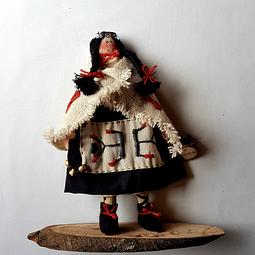 Ser Mágico Mapuche Pedestal 11