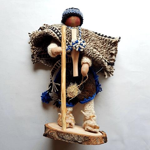 Ser Mágico Mapuche Pedestal 12