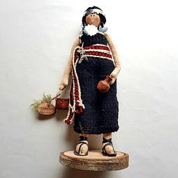 Ser Mágico Mapuche Pedestal 13