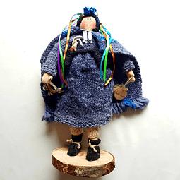 Ser Mágico Mapuche Pedestal 14