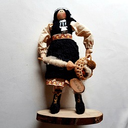 Ser Mágico Mapuche Pedestal 15