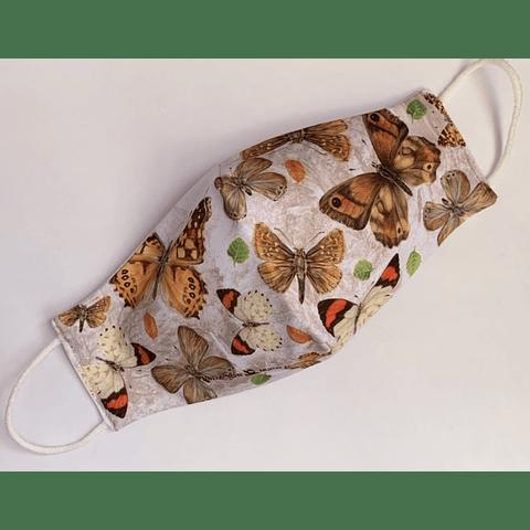 Mascarilla Mariposas