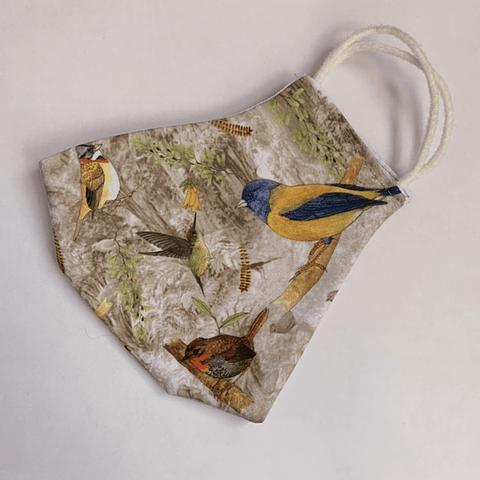 Mascarilla Aves