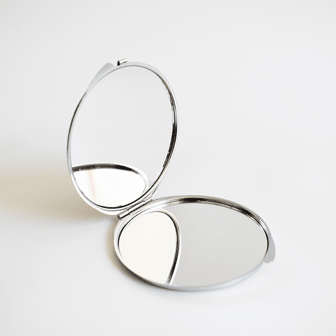 Espejo redondo
