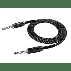 Cable de instrumento Kirlin 10Mts IWCX-201B-10