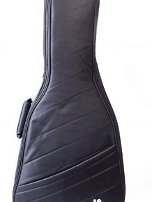 Funda Guitarra Clasica Music Bag Negra NYLON 25MM MUB-121C