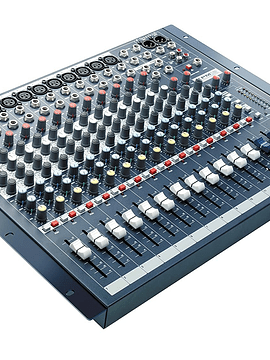 Mixer Soundcraft 12 canales