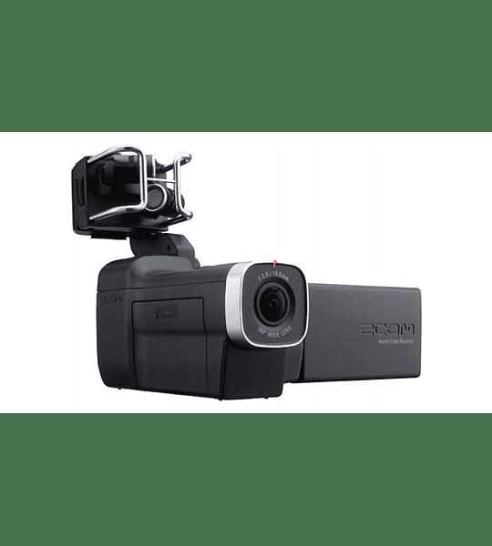 Cámara De Video ZOOM Q8