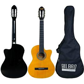 Guitarra Acústica Bilbao Cutaway BIL-44CW-NT