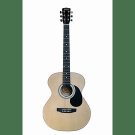 Guitarra Electroacústica Bilbao cuerda metálica