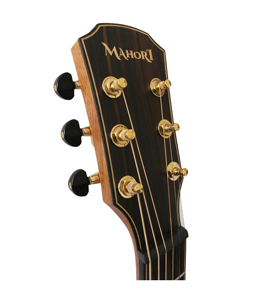 Guitarra Travel Mahori 36″ Cutaway + Funda