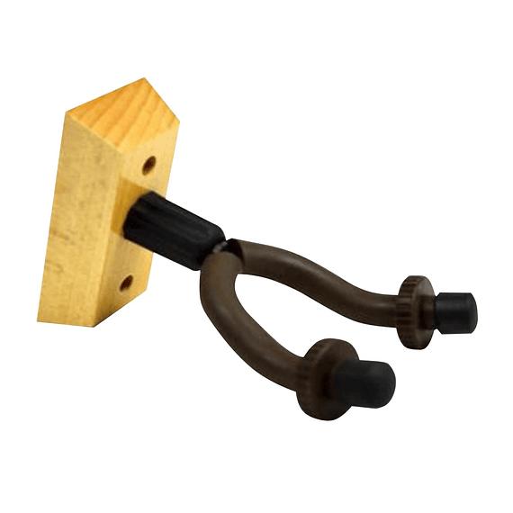 Soporte de muro madera y tope