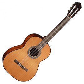 Guitarra Clásica Acústica Semi Gloss CORT AC100-SG