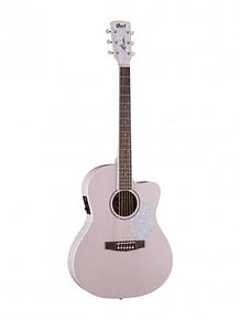 Guitarra Clásica Pastel Pink Open Pore JADE-PPOP