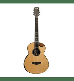 Guitarra Travel Mahori Nylon Electroacústica + Funda