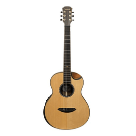 Guitarra Travel Mahori Nylon Electroacústica + Funda