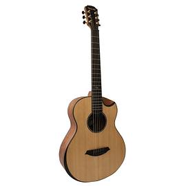 Guitarra Travel Mahori 36″ Cutaway Electroacústica + Funda