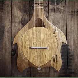 Asonu Tortuga Hawaiano (4 cuerdas)