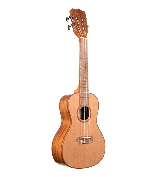 Ukelele Kala Concierto Solid Cedar Acacia