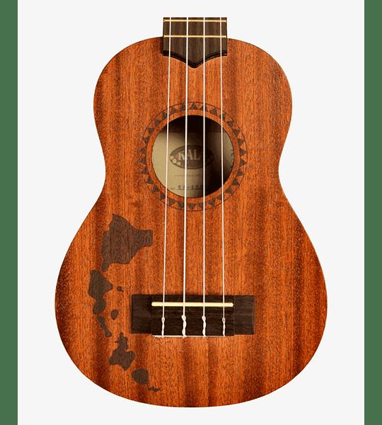 Kala 15S Soprano Hawaiian Islands