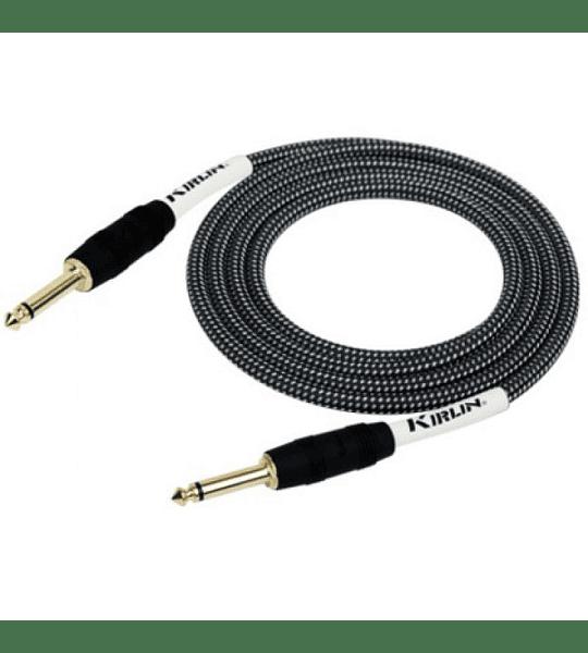 Cable instrumento 6m Plug-Plug IW-201BSG-6