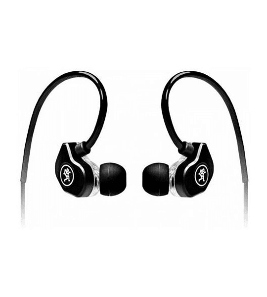 Audifonos in ear CR-Buds+ - color negro