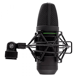 Micrófono de condensador EM-91C, conexión XLR