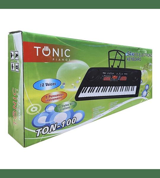 Teclado estándar de 54 teclas TON-100
