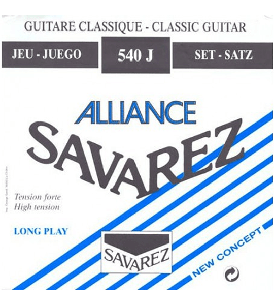 Encordado Savarez Alliance HT Alta Tensión