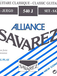Encordado Savarez Alliance HT Alta Tensión