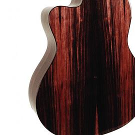 Guitarra Electroacústica Con EQ Natural AC160
