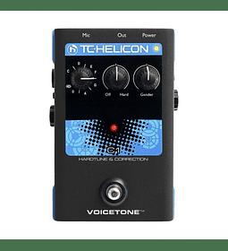 VOICETONE C1 | Pedal Procesador De Efectos Vocales TC Helicon