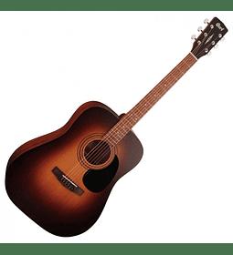 Guitarra Acústica Satin Sunburst CORT AD810-SSB