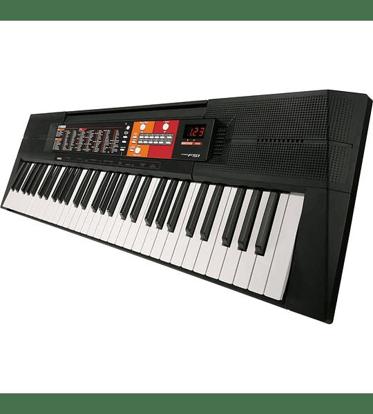 Teclado de 61 Teclas Portatil Yamaha PSR-F51