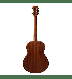 Guitarra Travel Mahori Solid Koa + Funda
