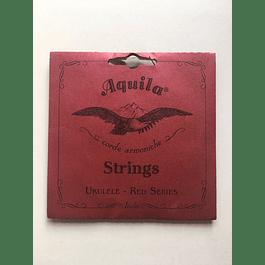 Set cuerdas Aquila Ukelele Red Series