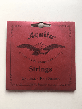 Aquila Ukelele Red Series